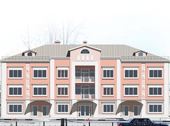 Новостройка Жилой дом на ул. Советская23